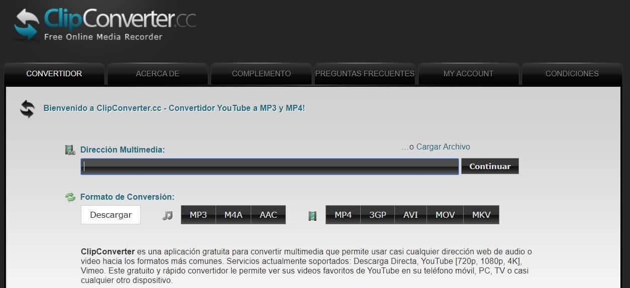descargar música youtube a mp3