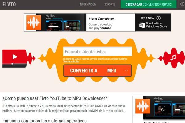 descargar música en PC gratis sin programas