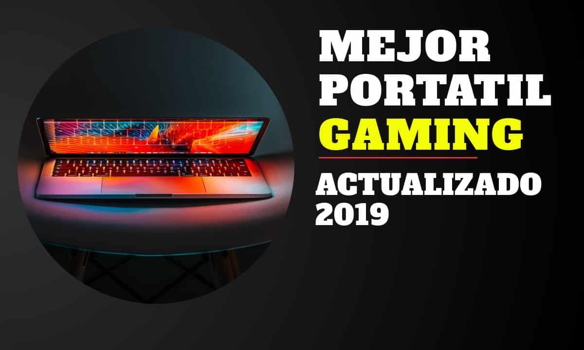 Los mejores portátiles gaming