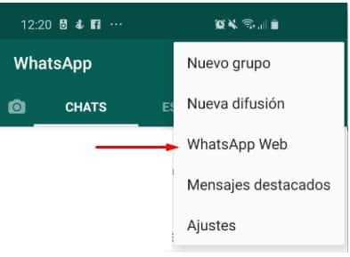 abrir whatsapp en ordenador