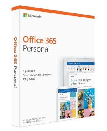 Micrososft Office 365 Personal