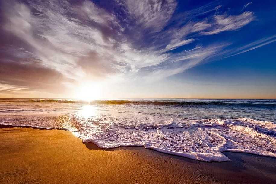 imagen para fonde de pantalla de un mar