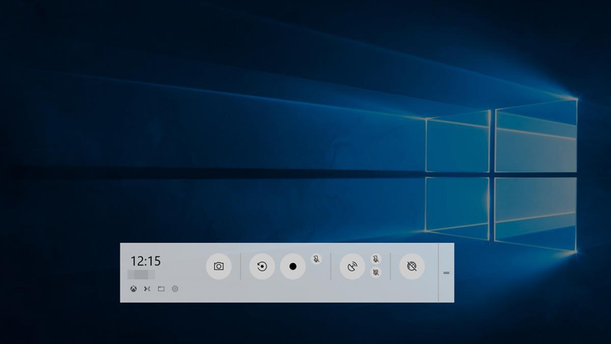 Programa nativo para grabar pantalla en Windows 10