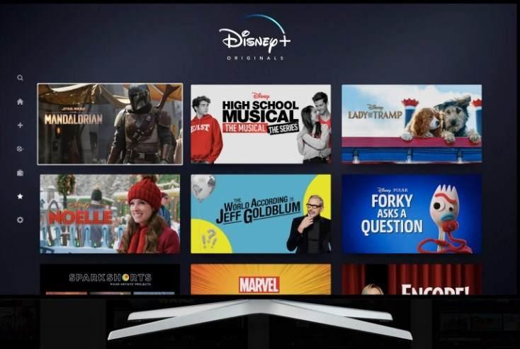 Películas que puedes ver por Disney Plus en streaming