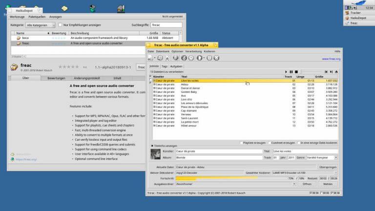 Programa descarga gratis llamado Fre AC